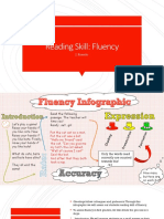 Reading Skill Infographic