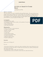 Pumpkin Cheesecake - PDF