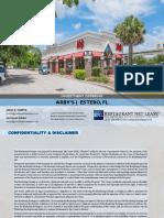 Arby's - Estero, FL (1)
