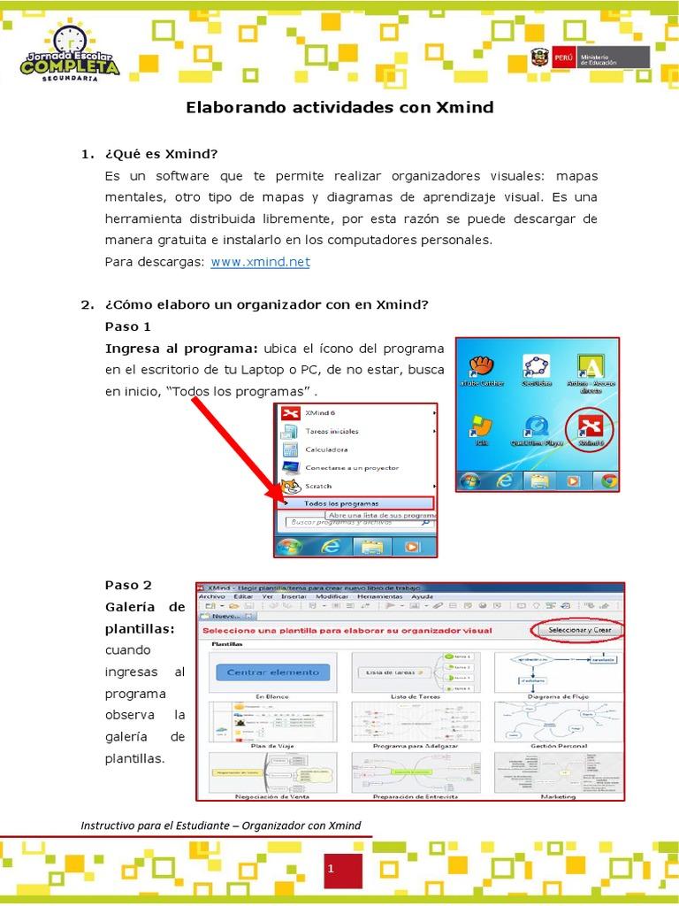 COM4-U3-S02-Guía Xmind estudiante.docx