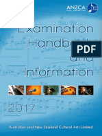 ANZCA Handbook 2017 Australia (With Cover)