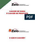 Cancer de Mama e Prostata
