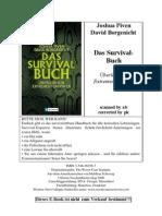 Das Survival-Buch - Überleben in Extremsituationen