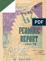 Japanese Intelligence Report (1945)
