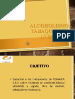 ALCOHOLISMO, TABAQUISMO Y LUDOPATIA.pptx