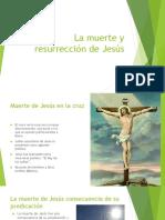 La Muerte y Resurrección de Jesús