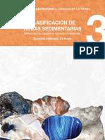 Clasificación de Rocas Sedimentarias