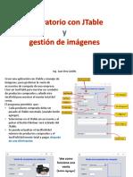 Objetos Visuales- JTable e Imagenes