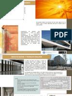 Reseña El Clima y Las Paredes,  Edif Banco de Sangre, Barcelona