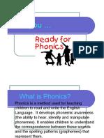 Basic Phonics Phase 1-6