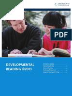 ELT Asia Developmental Reading 2013