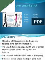 Blind Person Smart Stick - Copy12