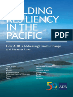 Building Resiliency Pacific