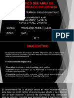 diagnostico PROYECTOS