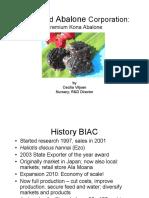 BIAC EM Presentation