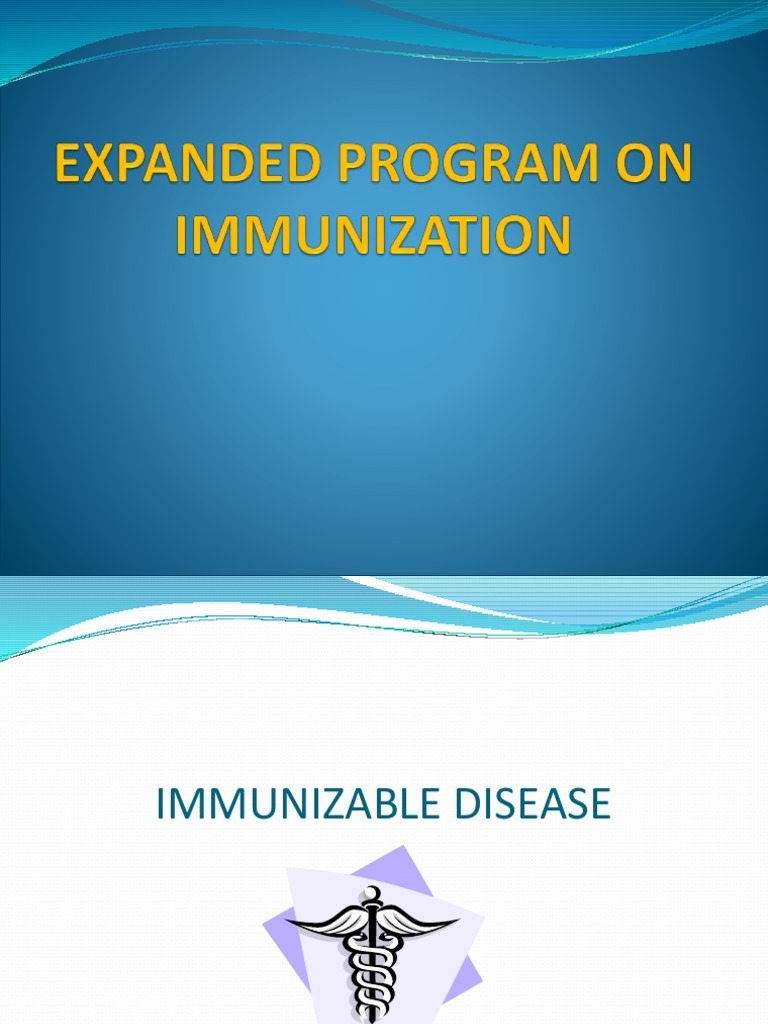 1)Epi Diseases | Transmission (Medicine) | Vaccines