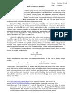 Protein Kasein (Tugas 3)
