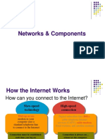Lecture 01 b Network Components