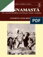 Chinnamasta_ the Aweful Buddhist & Hindu Tantri Goddess-Montilal Banarsidass (2010)