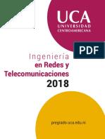 UCA Ingenieria en Redes y Telecomunicaciones