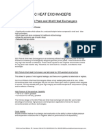 Disc and Shell Heat Exchanger Brochure