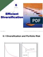 6 Diversification