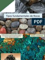 3-Tipos de Rocas