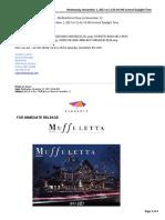 Muffuletta Closing