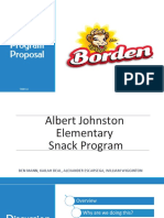 free snack program