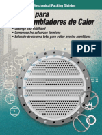 Heatexchanger Gasket Brochure - Spanish