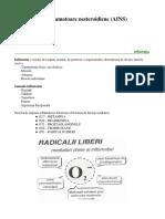 05 -Antiinflamatoare Nesteroidiene (AINS)