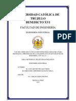 Esquema de Informes de Tesis e Indicaciones Posgrado