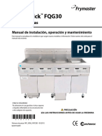 FREIDORA FQG30
