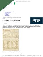 Criterios de Calificación Del Examen Práctico _ PracticaVial