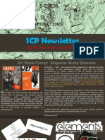 SCP Newsletter Q4 Newsletter