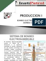 Bombeo Electrosumergible Bombas Centrifugas