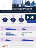 Get the server I/O capacity you need for heavy mixed, write, and read workloads - Infographic