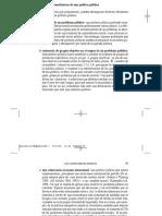 Selección. Analisis y Gestion de Politicas Publicas. Joan Subirats.