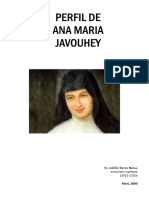 Perfil de Ana Maria Javouhey