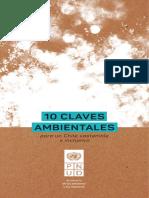 10 Claves Ambientales