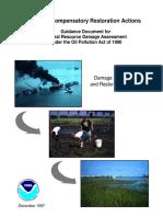 NOAA NRDA Guidance Scaling 1997