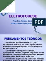 4 - 2.2 Eletroforese