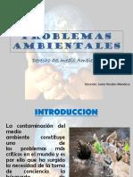 2. Problemas Ambientales