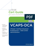 Vcap5 DCA Official Cert Guide