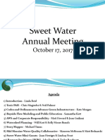 SWWT Annual Meeting 10.17.17