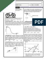 4ª Revisão de Física 1 e 2 2009