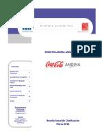 Embotelladora Andina - Reseña Anual de Clasificación - Marzo 2016