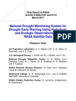 NASA Drought Report Final