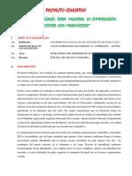 Proyecto Educ Mindmeister