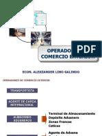 02 Operadores de Comercio Exterior